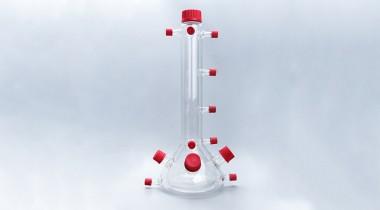 非标双层玻璃仪器 发酵玻璃罐 石英制品定制
