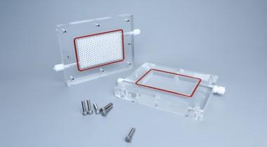 可夹质子离子交换膜过滤反应器可定制