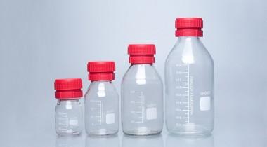 丁基理瓶透明