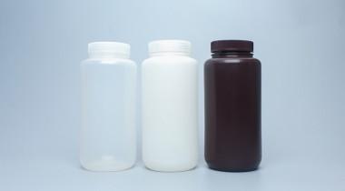 1000ml广口圆型塑料瓶