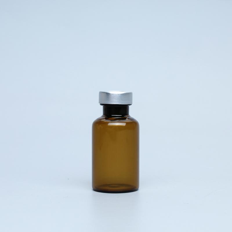 中容量钳口厌氧瓶棕色透明