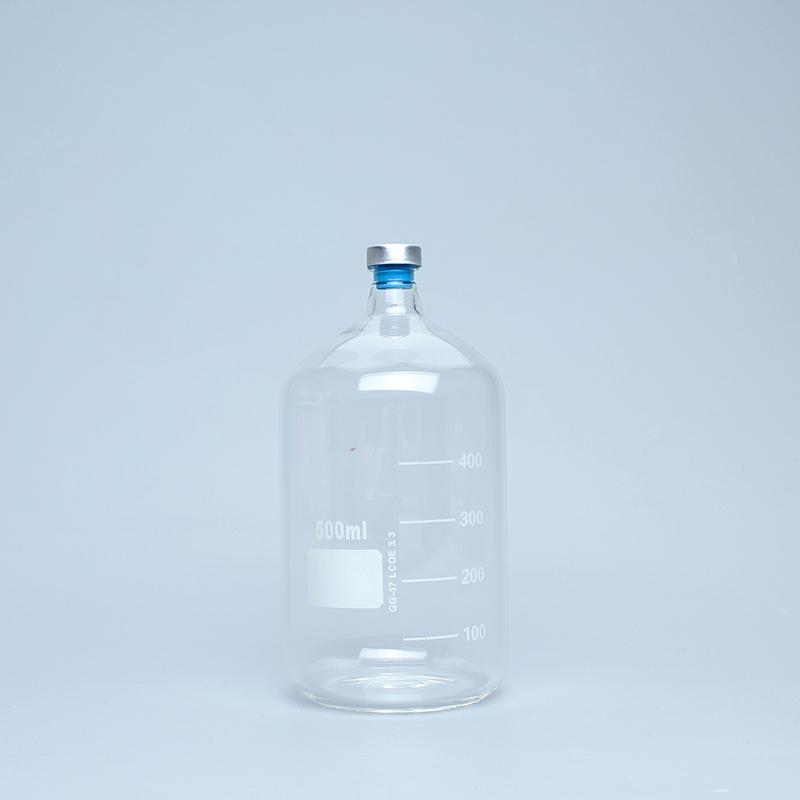 大容量钳口厌氧瓶