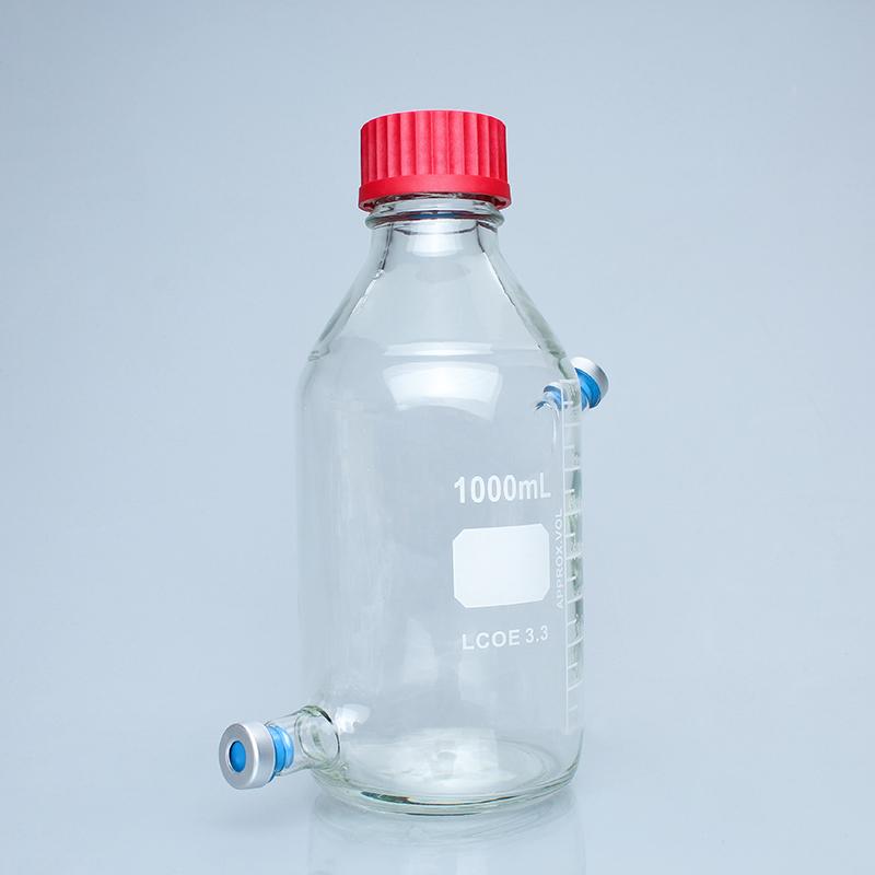 多口厌氧取样试剂瓶