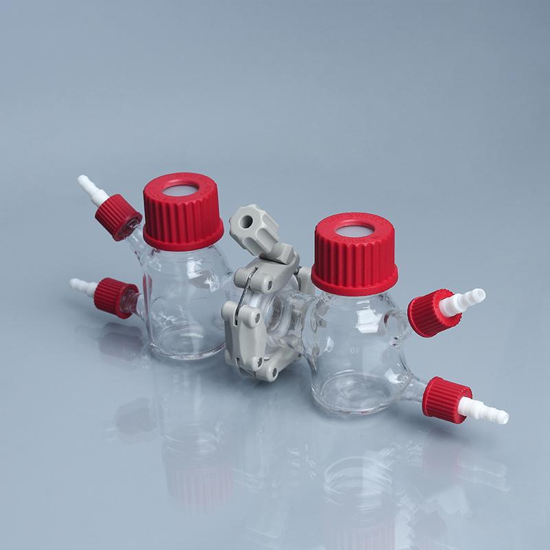 50ml II型抱箍固定微生物反应器可定制